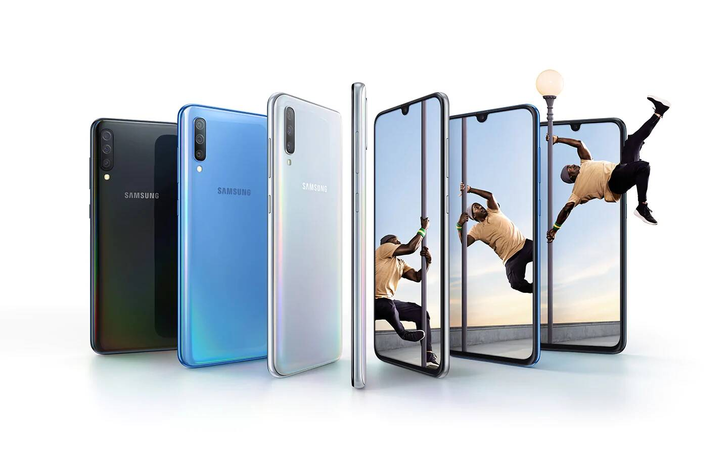 galaxy A70 en tunisie