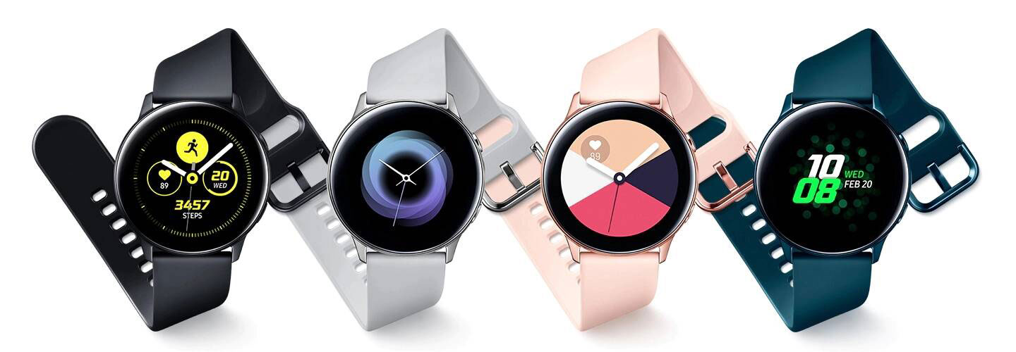 Galaxy watch active tunisie